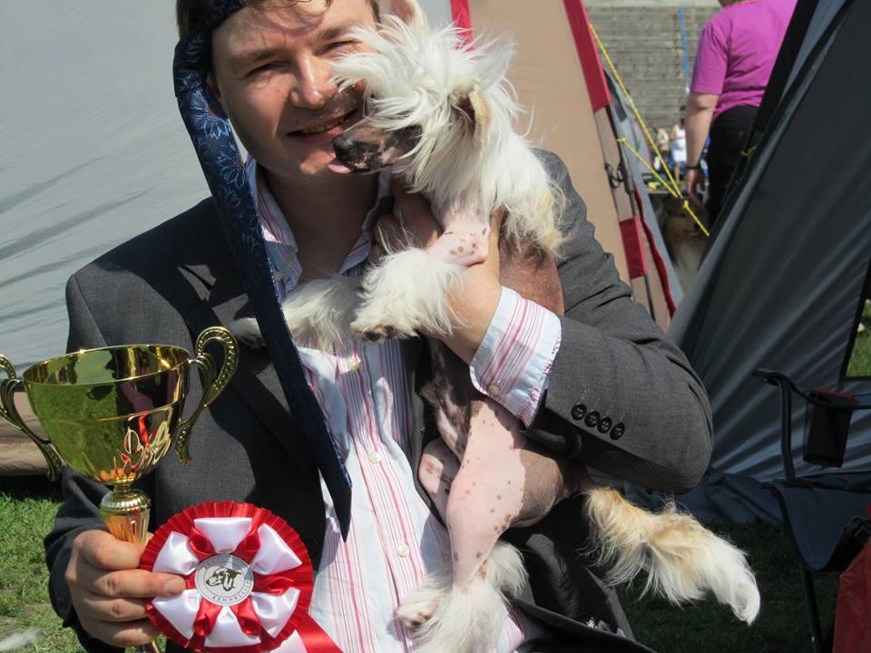Morten Best in Show puppy